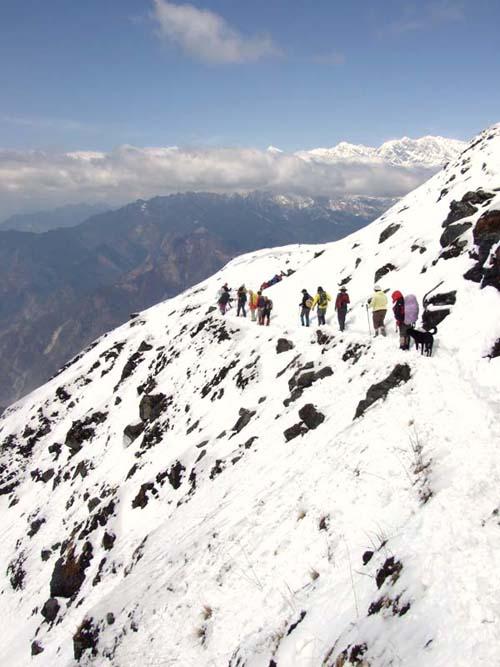 Adventure in Nepal 2009
