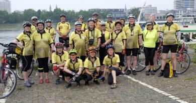 Ghostriders' 2017 European Rides