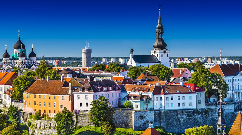 2019 Cycle the Baltic States of Latvia, Lithuania and Estonia -NOW COMPLETED
