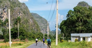 2020 Cuba Cycling Adventure – COMPLETED